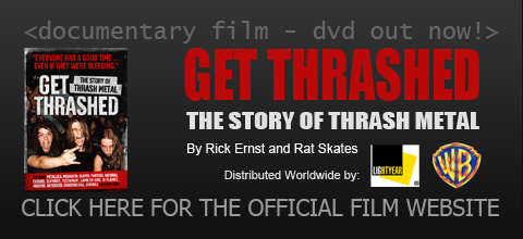 Get Thrashed- The Story of Thrash Metal | RAT SKATES: Documentary Film